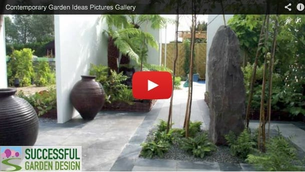 Ideas for your garden – gallery 3 Modern Contemporary Gardens