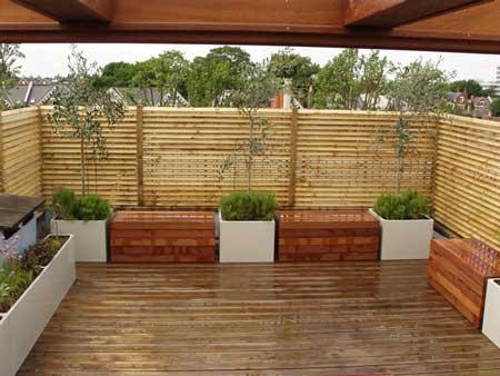 BIG ideas for roof gardens part 2 - Successful Garden Design