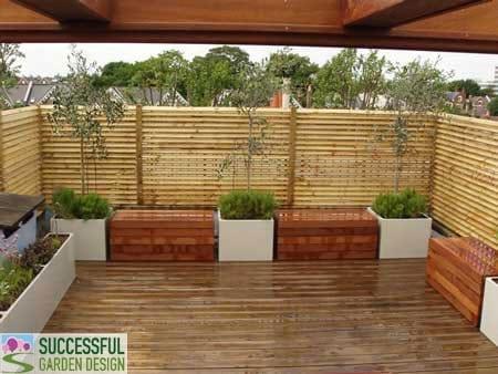 Big Ideas For Roof Gardens Part 2 Successful Garden Design
