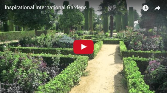 Inspiring International Gardens