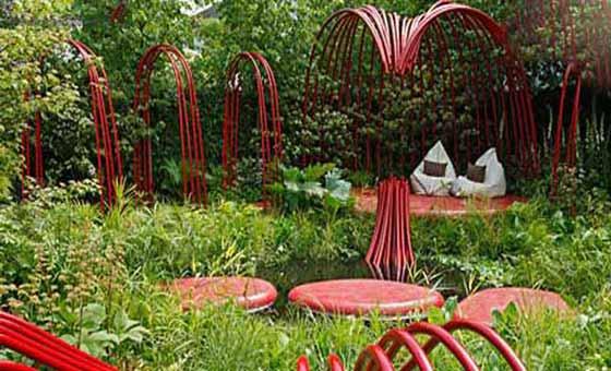 Create a Chelsea Flower Show Garden – on a Budget