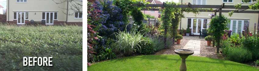 Traditional-Garden