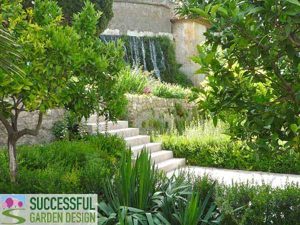 Garden Tour – Jardin Nazari, Spain