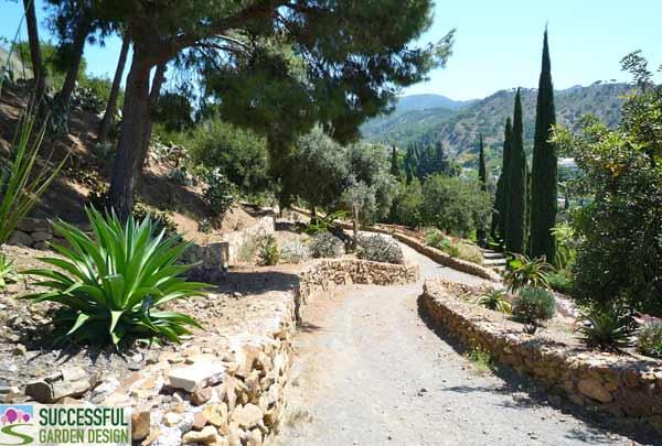 Garden Tour – La Concepción Jardin Botanico, Malaga, Spain