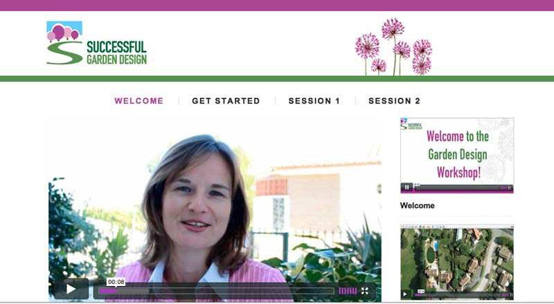 Garden Design Online Courses And Ebooks Great Gift Ideas Successful Garden Design