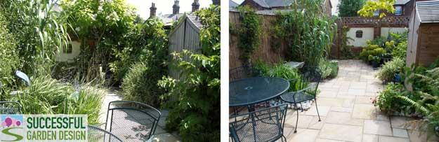 Small Garden Re-design – Case Study