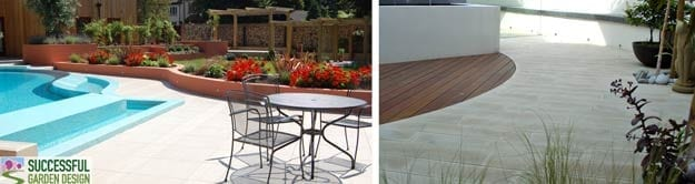 Paving ideas for contemporary garden styles