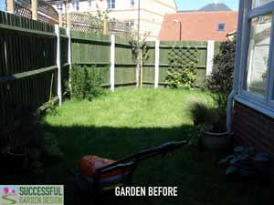 L-shape garden design – Case study – Successful Garden Design on ideas for rectangular backyards, ideas for small backyards, ideas for large backyards,