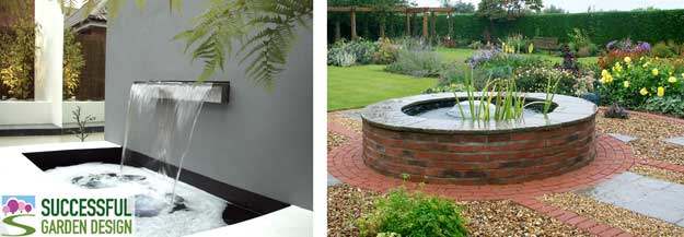 Pond and water feature ideas – Part 1