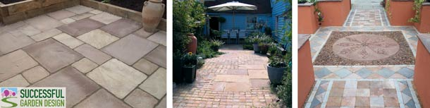 Traditional-paving