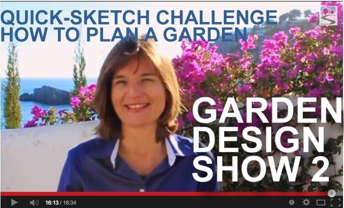 [DESIGN SHOW 2] – How to Design a Garden