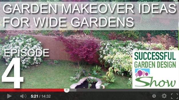[DESIGN SHOW 4] – Garden Makeover Ideas