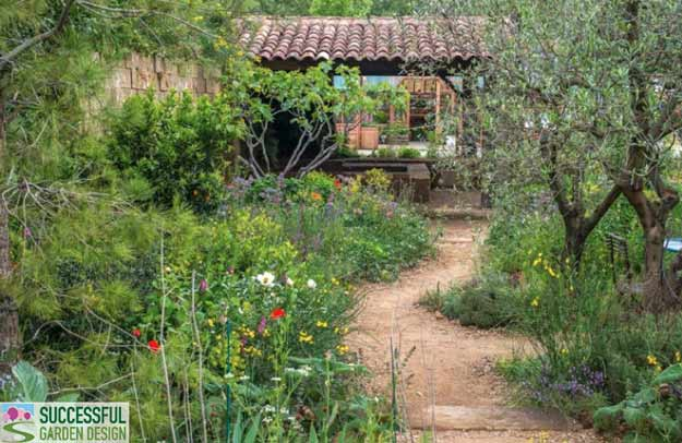 Chelsea-natural-planting-path