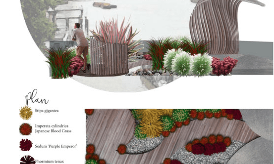 Award-Winning Rooftop Garden Design?