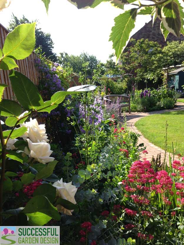 Sam S Stunning Garden Update Successful Garden Design