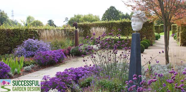 Successful Garden Design Tips - Planting with grasses ...