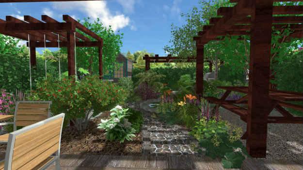 Small Garden Plan Review – Dubai