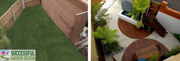 Small Garden Design - Learn 5 Simple Tricks Professional ...