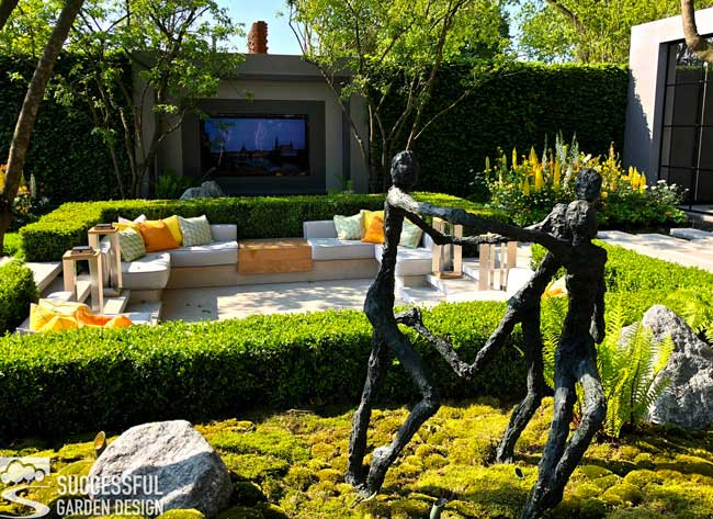 Garden Focal Points Features The Art Of Placement Successful