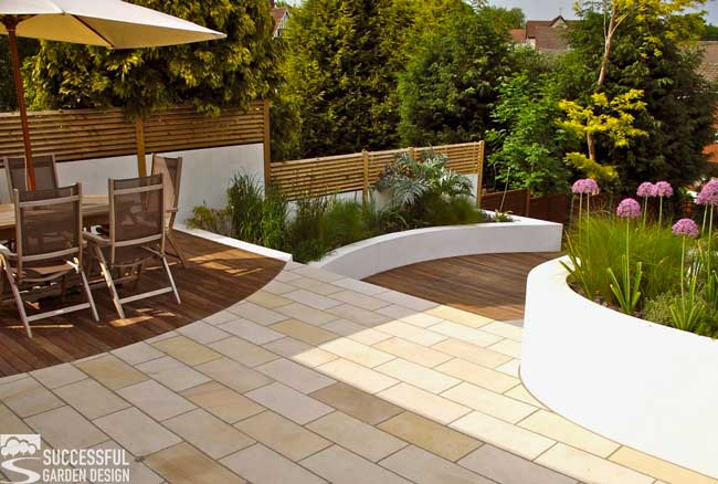 Sloping garden ideas – successful landscaping design tips