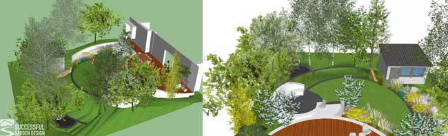 Sloping garden ideas – successful landscaping design tips
