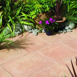 Bradstone Ashbourne - Patio Pack - York Gold - 3600x2700