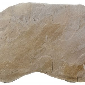 Bradstone Natural Sandstone - Stepping Stones - Fossil Buff - 300x450