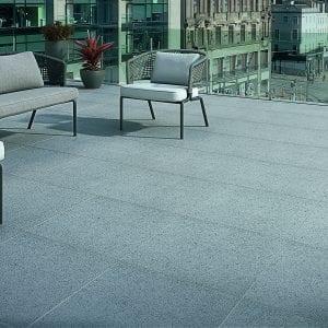 Bradstone Pauta - Paver - Mid Grey - 900x450