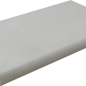 Bradstone Smooth Natural Sandstone - Step - Silver Grey - 600x350