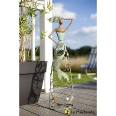 La Hacienda Sirene Sea Maiden Garden Ornament