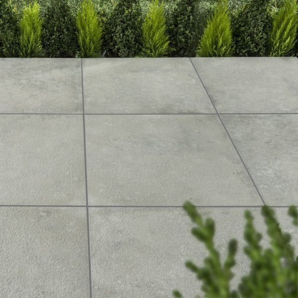 Simply Paving Alba Light Grey 600 x 600