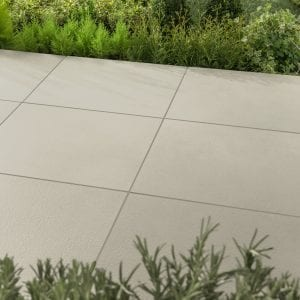 Simply Paving Cortile Cream 600 x 600