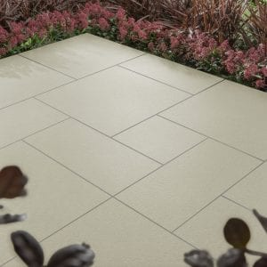 Simply Paving Tramonto Cream Patio Pack