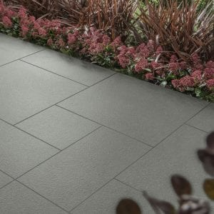 Simply Paving Tramonto Dark Grey Patio Pack