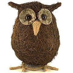 Smart Garden Ollie the Owl Garden Ornament