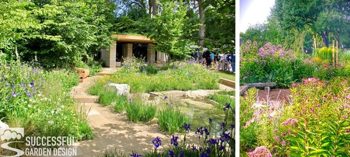 Super Natural Garden Design Styles Vs Native Wildflower Planting Home Interior And Landscaping Ferensignezvosmurscom