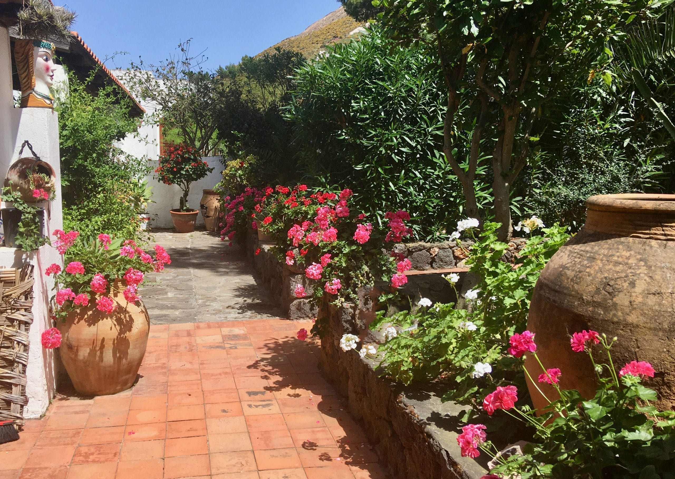 Garden Design Tips – Sicilian Inspiration