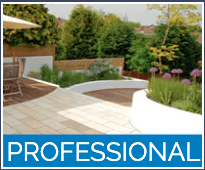 Professional level garden design course