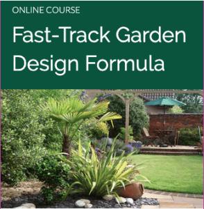 Wide Blank Canvas Garden Design Case Study Successful Garden Design