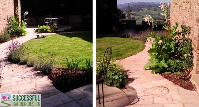 DIY Garden Design + a Designer