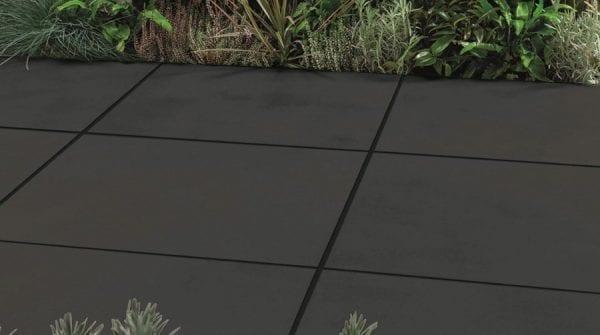 Bradstone Tephra - Paver - Dark - Grey - 600x600