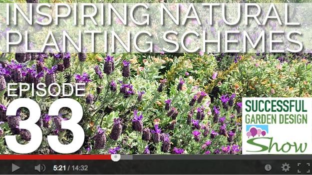 [DESIGN SHOW 33] Inspiring Natural Planting Schemes