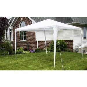 Party Tent With Sides 10x10